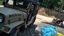 Mahindra Jeep 1994 Diesel 54000 Km Driven