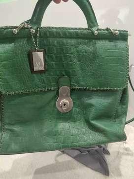 HiDesign Handbang real leather