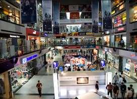 Salesman in mgf mall Gurgaon