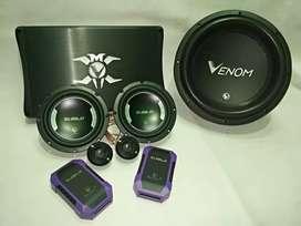 Paket Audio VENOM 1112