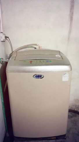 Samsung imported Top loader fully automatic machine 10 kg for sale