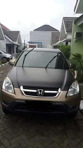 Dijual Honda CRV