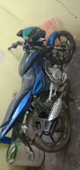 Good condition blue pulsar 150 cc