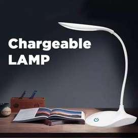 Lampu Meja / Lampu Belajar 14 LED 3 Mode sentuh model 2
