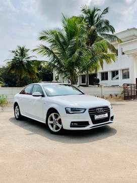 Audi A4, 2014, Diesel
