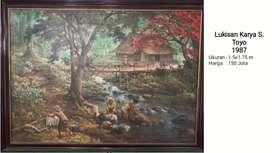 Lukisan Karya S. Toyo