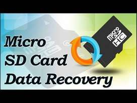 RECOVERY  SD CARDS & PENDRIVES