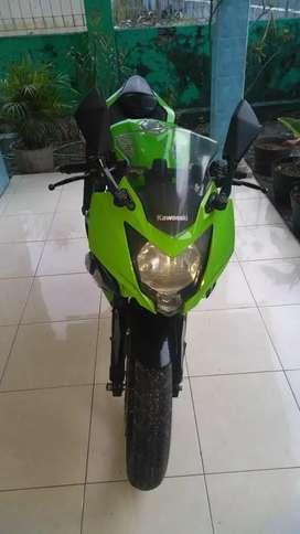 Ninja mono 250 siap gas