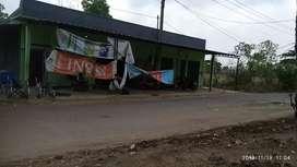 Kios Pinggir Jalan Kabupaten Samping Persada Banten