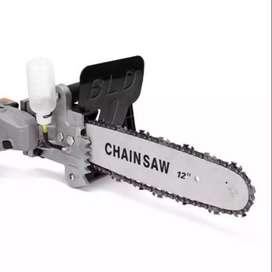 HS XENON Mini Chainsaw 12 Inch chain saw mesin gerinda tangan