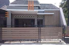 Rumah Baru siap Huni di Ambarketawang