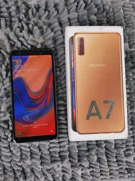 Samsung A7 ~ Gold (2018)