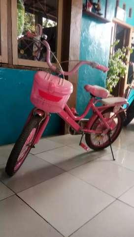 Sepeda anak Tanggerang kota