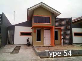 Rumah Cluster Minimalis Modern