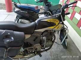 156 cc  bike hero honda
