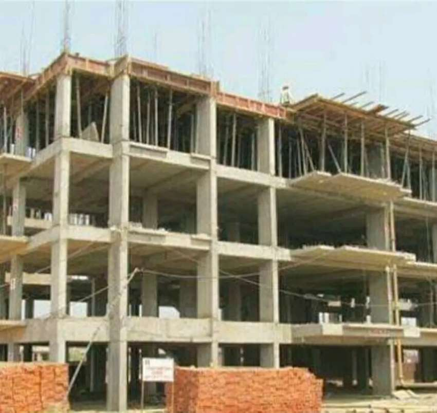 Contractor for making house all in Karachi and Hyderabad 0