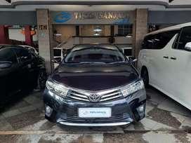 Toyota Altis 1.8 V 2014 KM 30 rb
