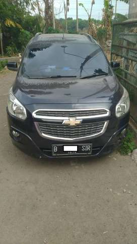 Chevrolet SPIN LTZ 2014 Manual - Murah Over Kredit