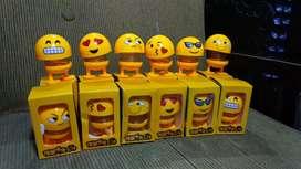 Boneka emoticon per goyang
