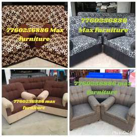 Frequent new sofa set with warranty