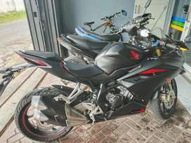Honda cbr250rr 2018