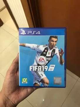 Fifa 2019 original PS 4