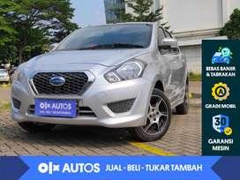 [OLXAutos] Datsun Go+ Panca 1.2 T M/T 2017 Silver