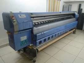 Flex printing machine used for sale