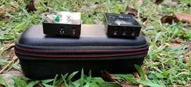 Fotowelt Wireless Lavalier Microphone