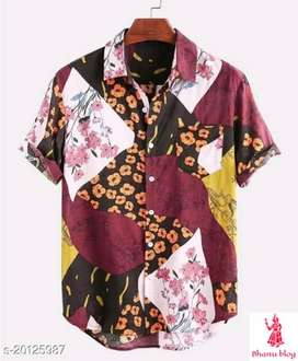 Shirts men's wear cash on delivery no shipping charges