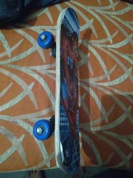 Scratch board