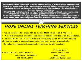 HOPE Online Teaching Services