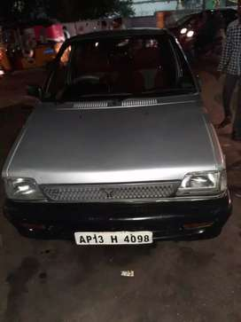 Car in net condition