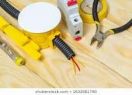 Electrician (home service)