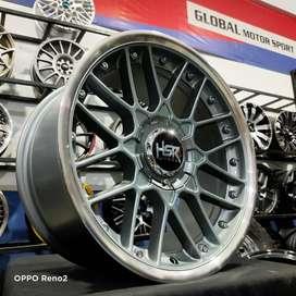 Velg Racing Nissan R17x7,5/8,5 Pcd 4x100-114,3 Murah R17 Semarang