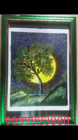 Nature art painting