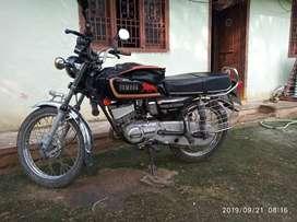 Yahama RX135