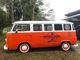 VW Combi Tahun 1982 full original Brazil, Combi Coffee