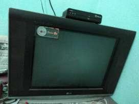 LG slim 21 inch TV