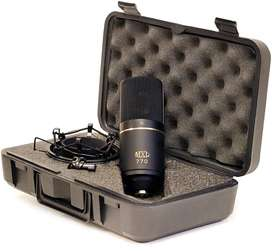 MXL 770 Large Diaphragm Condenser Microphone with Hard case (Brand New