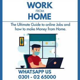 Part time job with daily payment Form filling home base earnings