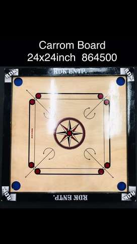 Carrom Available In Wholesale Rate