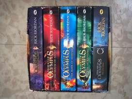 Heros of Olympus (complete edition)