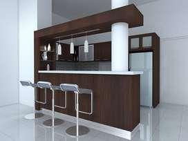 mini bar minimalis cantik dekorasi rumah free pemasangan RY