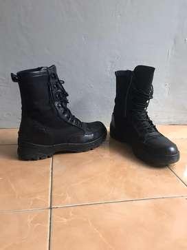 Sepatu PDL Weba jatah TNI AD