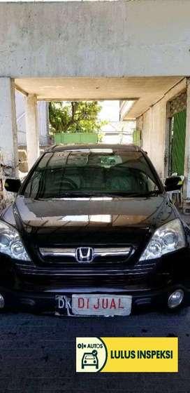 [Lulus Inspeksi] Honda CRV 2.4 2009 automatic