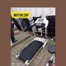 treadmill elektrik 2hp ireborn arrezo N-233 electric