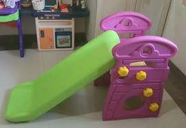 Slide castle prosotan anak