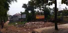 Jual Tanah Lokasi Strategis Pondok Aren