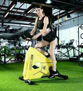 Commercial Spin Bike with 30 kg Fly Wheel